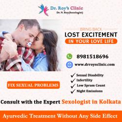 Erectile Dysfunction Treatment in Kolkata   Dr. Narayan Roy