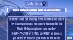 Alaska Airlines Name Change