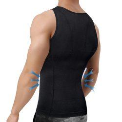 Eleady Men Seamless Slimming Compression Vest