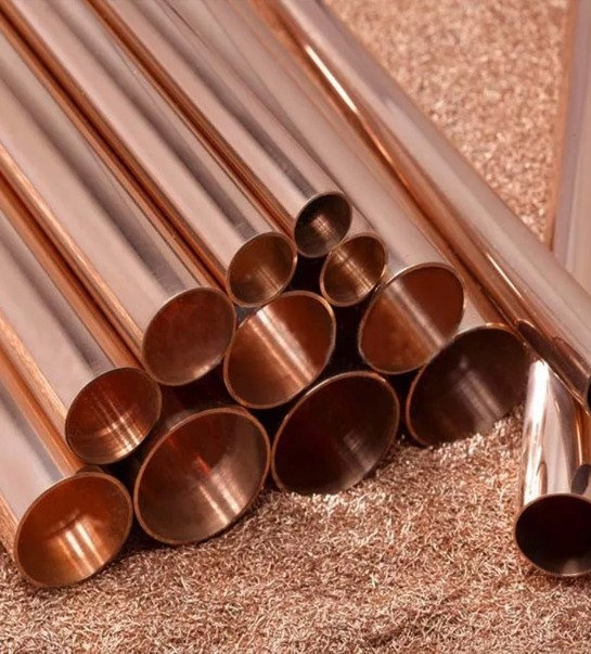 ASTM A466 COPPER NICKEL C71500 SEAMLESS / WELDED / ERW PIPES