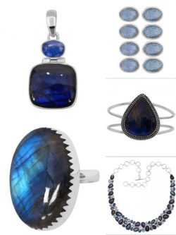Buy Real Sterling Silver Labradorite Jewelry