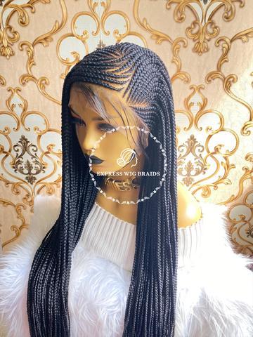 African american human hair wigs