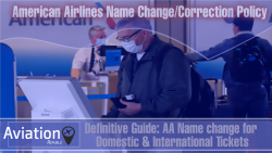 American Airlines Name Change