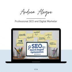 Andrea Alegre a Digital Marketing Expert for Your Business