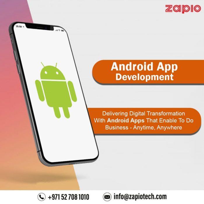 Android App Development Dubai