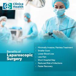 Benefits of Best Laparoscopic Surgeon in Kolkata