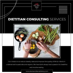 Best Dietitian Consulting Services in USA – Davis and Davis Dietary LLC