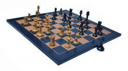 Best Hand Carved Wooden Chess Set