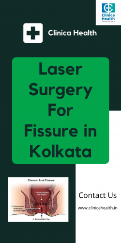 Best Laser Treatment For Fissure in Kolkata – Clinica Health