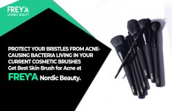 Best Skin Brush for Acne | FREY'A Nordic Beauty