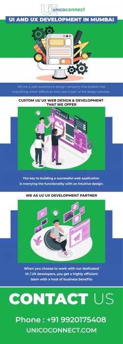 Best UI and UX development company in Mumbai – Unico Connect