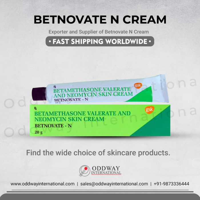 Betnovate-N Supplier and Wholesaler