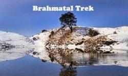 Brahmatal Trek is useful for beginner