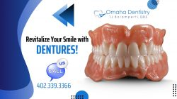 Bring Your Smile Back with Dentures