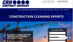Builders Clean in London