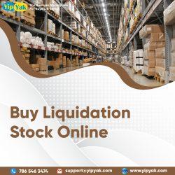Buy Liquidation Stock Online
