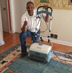 Carpet Cleaning in Arlington VA