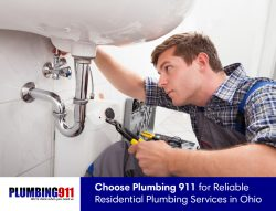 Choose Plumbing 911 for Reliable Residential Plumbing Services in Ohio