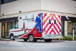 Ambulance With Proper Hygiene | City Ambulance Lawsuit