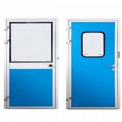 Color Plate Steel Door