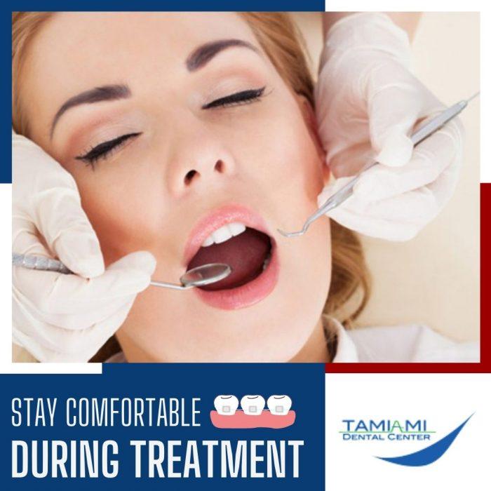 Comfortable and Convenient Way for Oral Procedures