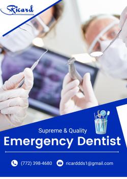 Convenient Teeth Emergency Procedures