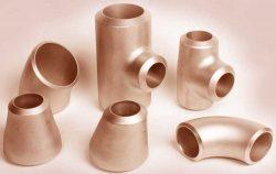 Cupro Nickel 70/30 Buttweld Pipe Fittings
