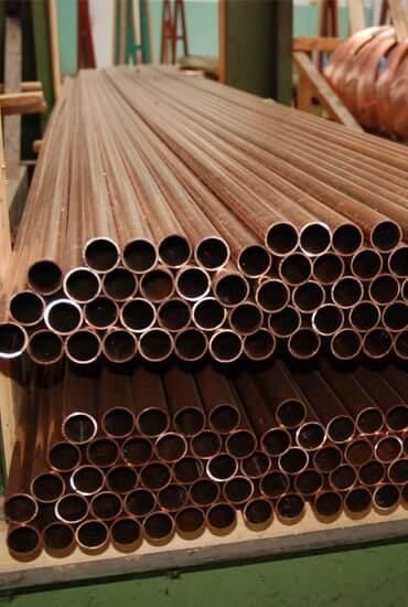 Cupro Nickel 95/5 Tubes Supplier, Manufacturer