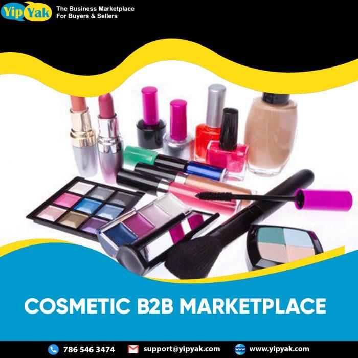 Cosmetic B2B Marketplace