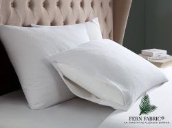 cotton Terry pillow