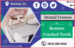 Cover a Damaged Tooth by Crowns