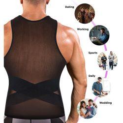 ELEADY Abs Abdomen Slimming Vest