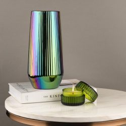 Buy A colorful collection of flower vase from Dekor company