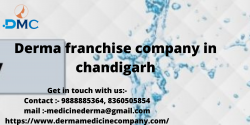 Derma franchise companyin Chandigarh