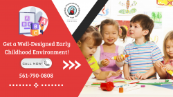 Develop Your Child's Skills with Early Learning Center