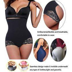 Eleady Women Seamless Lace Butt Lifter Panties