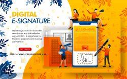 Digital E-signature