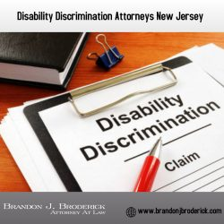 Disability Discrimination Attorneys New Jersey