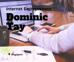 Dominic Tay | Online Entrepreneur | Dominic Tay Review