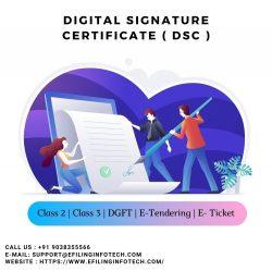 Digital signature certificate India