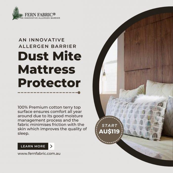 Dust Mite Mattress Protector