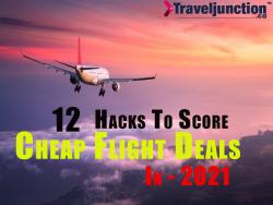 2021 Cheap Flight Deals – How I Always score the Cheapest Airfare?