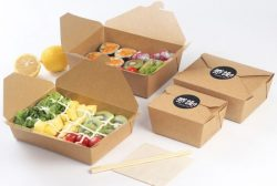 Food boxes look classy with their amazing designs