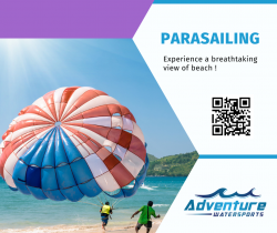 Enjoy Spectacular Ocean with Adventure Watersports