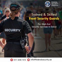 Event Security Services Dubai