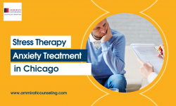 Get The Best Stress Therapy in Chicago – Ammirati Counseling