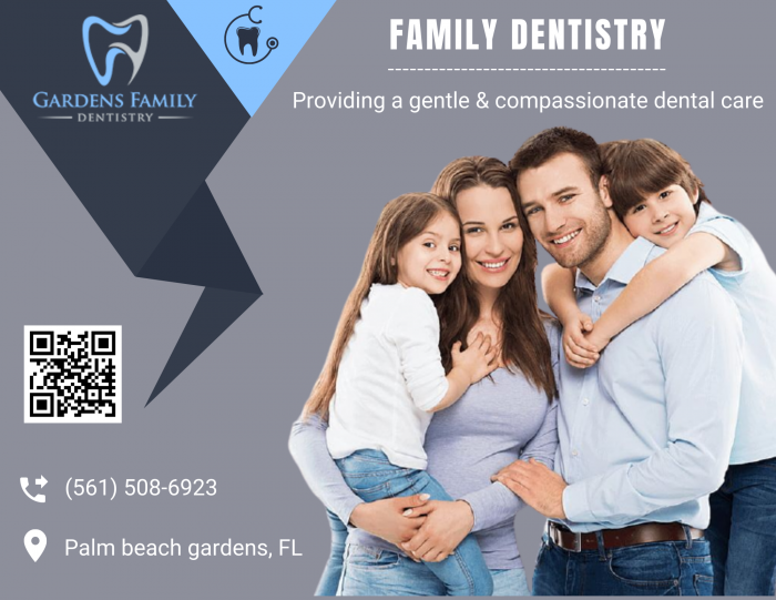 Quality Family Dentistry Service