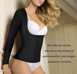 ELEADY Women Liposuction Post Surgery Corrector Shapewear Tops