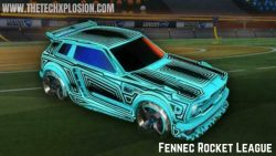 How to get a Fennec in Rocket League