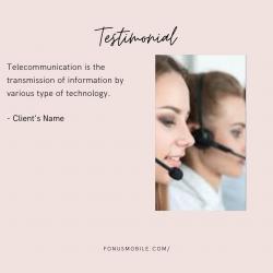 Fonus-The Evolution Of TELECOM